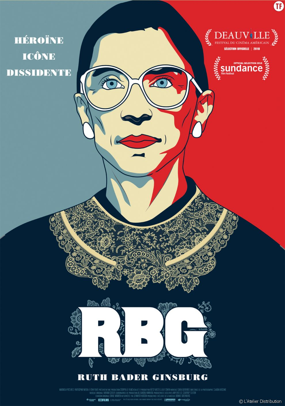 Ruth Bader Ginsburg : un magnifique documentaire retrace son parcours extraordinaire