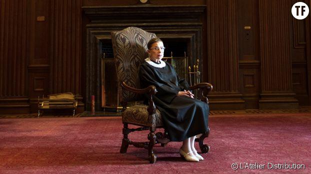 """""""RBG"""": le film qui raconte l'histoire d'une grande dame, juge à la Cour suprême des États-Unis"""