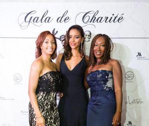 Les photos du gala de charité de Flora Coquerel