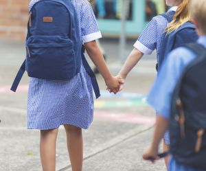 Une règle de sécurité instaurée par une famille a sauvé cette petite fille d'un kidnapping