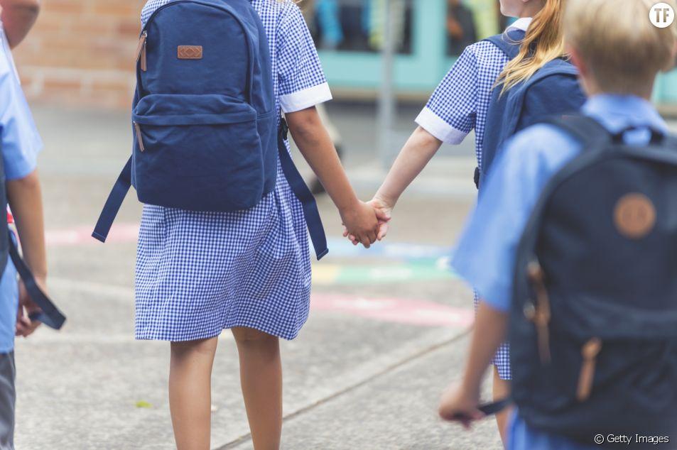 Une règle de sécurité imaginée par une famille a sauvé cette petite fille du kidnapping