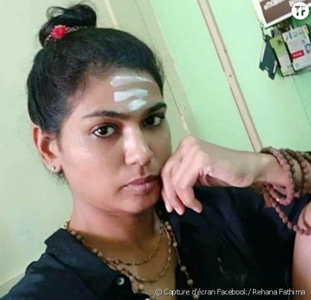 Une jeune activiste indienne arrêtée pour avoir montré une cuisse sur les réseaux sociaux
