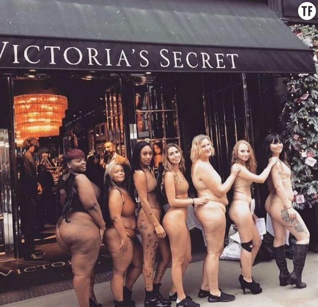 Nünude et Love Disfigured trollent Victoria's Secret
