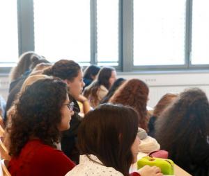 Avec les RJM, ces étudiant·es souhaitent faire avancer la parité dans la science