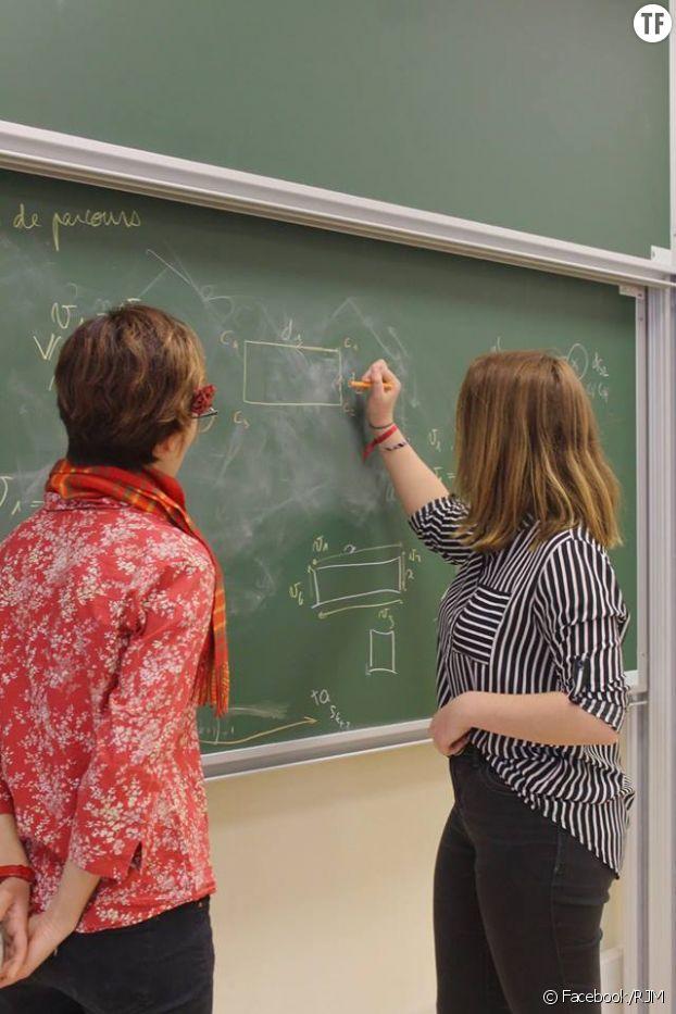 Les Rendez-vous des Jeunes Mathématiciennes