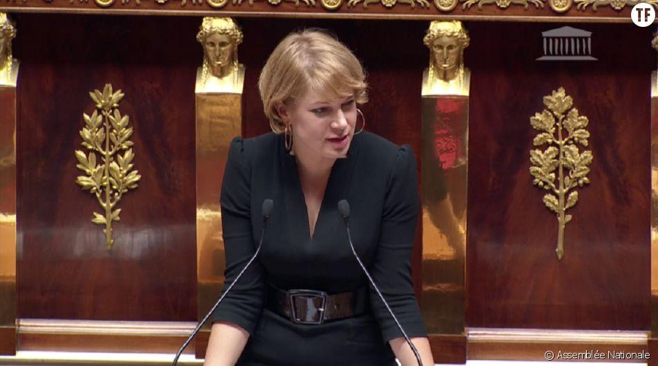 La députée du Nord Valérie Petit