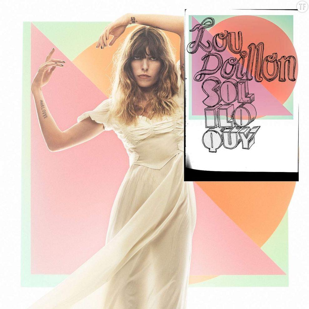 Cover album Soliloquy de Lou Doillon