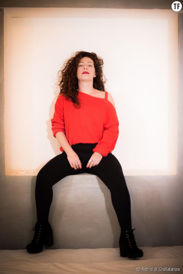L'autrice Sarah Koskievic