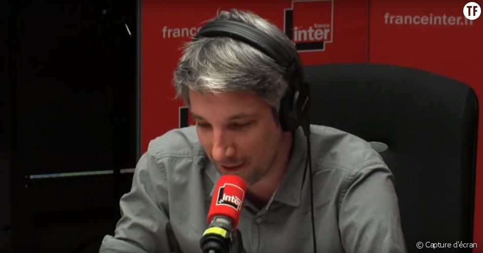Guillaume Meurice sur France Inter
