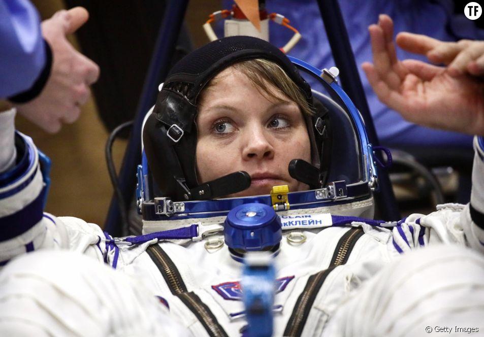 L'astronaute américaine Anne McClain