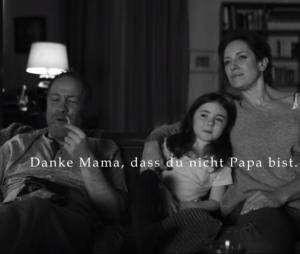 """""""Merci maman de ne pas être papa"""" : la pub sexiste qui fait bondir l'Allemagne"""