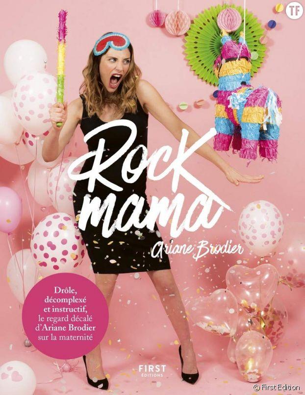 Rock Maman, le livre d'Ariane Brodier sur la maternité