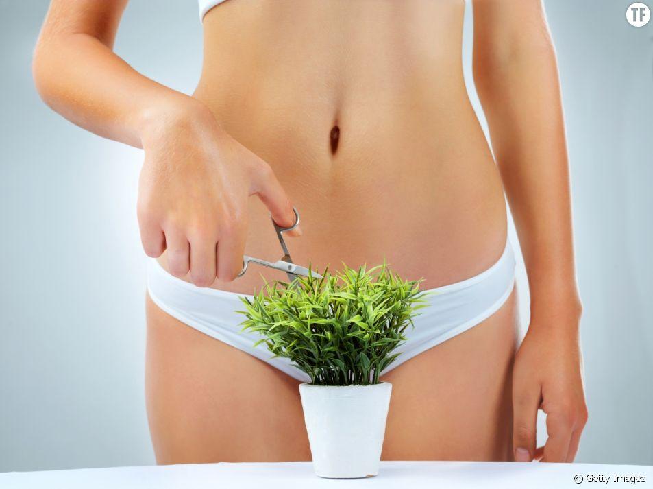 Voici pourquoi les femmes se rase les poils pubiens