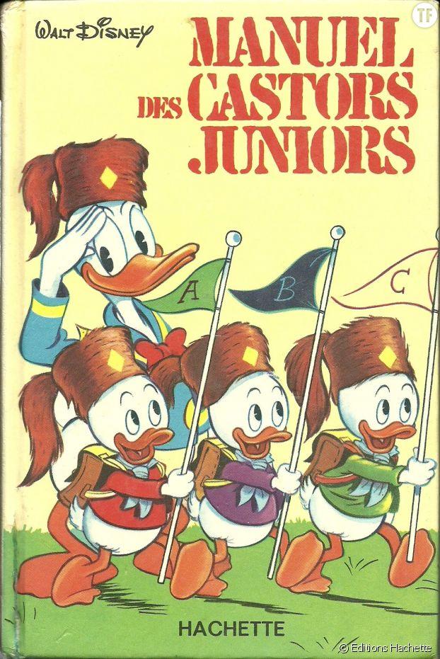 """""""Le Manuel des Castors Juniors"""" : la base."""