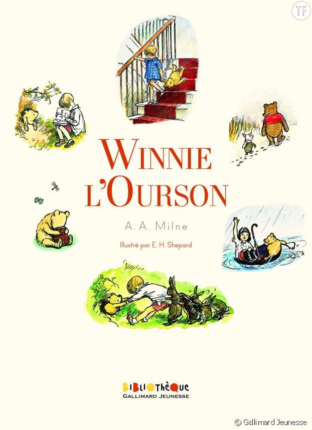 """""""Winnie L'ourson"""" : le miel et les abeilles."""