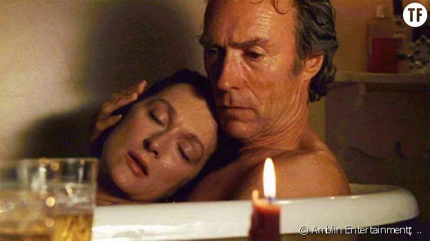"""""""Sur la route de Madison"""" de Clint Eastwood."""