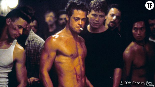 """Fight Club"", les muscles de l'amitié."