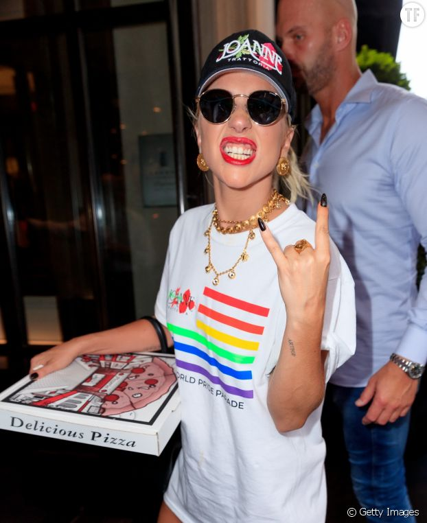 Lady Gaga en juin 2019