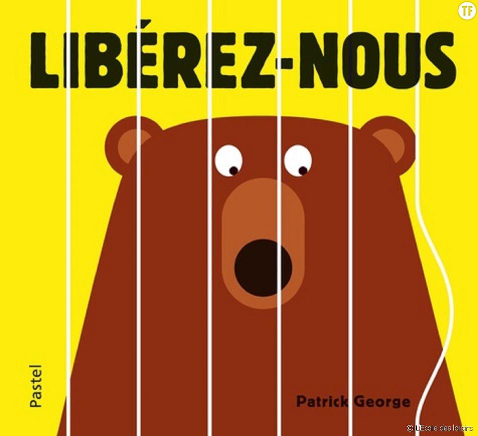 """La littérature jeunesse et la cause animale : """"Libérez-nous !"""""""