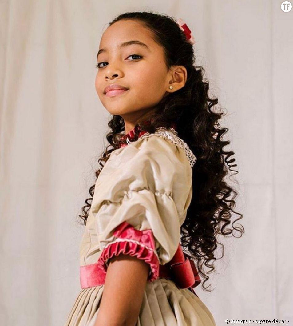 """La vedette de """"Casse-noisette"""" est une jeune fille noire de onze ans."""