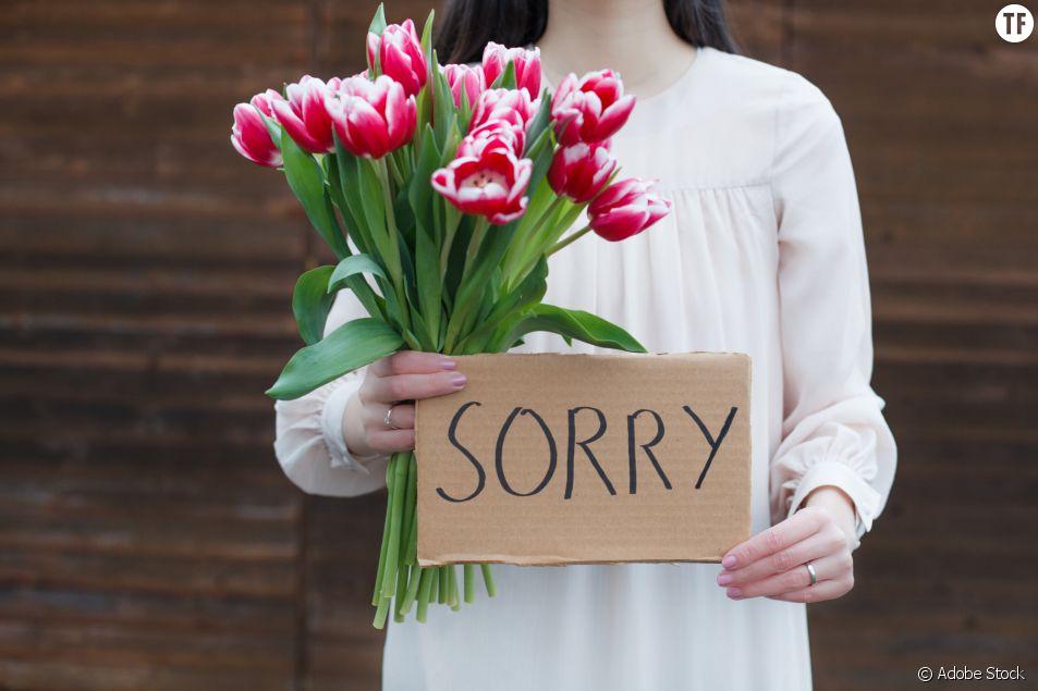 Pourquoi les femmes s'excusent-elles plus que les hommes ?