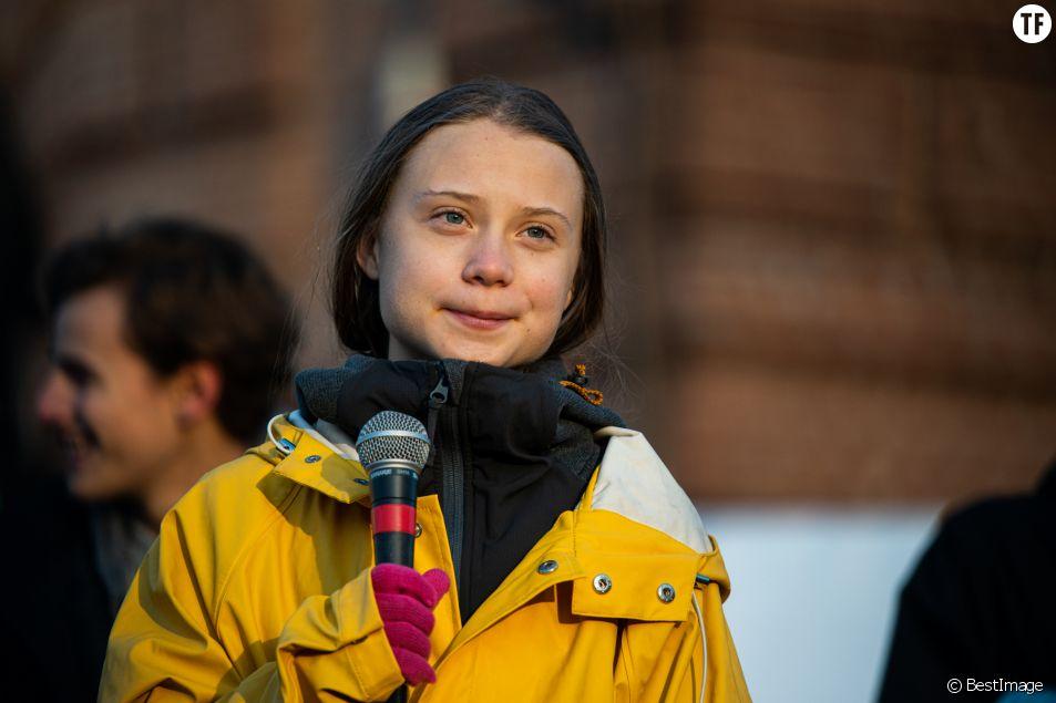 Greta Thunberg, l'une des idoles de nos ados.