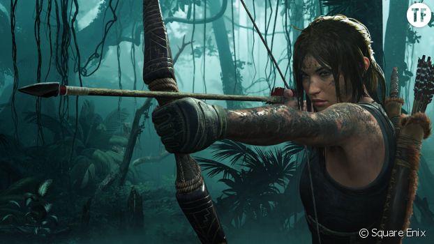 """""""Tomb Raider"""", et l'évolution du personnage de Lara Croft."""