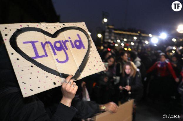 Ingrid Escamilla, une tragédie de plus.