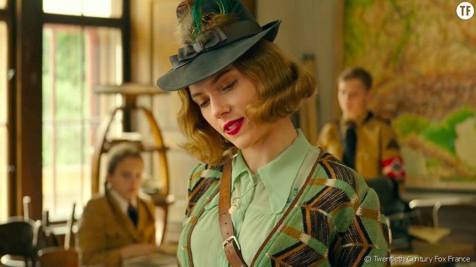 Scarlett Johansson dans Jojo Rabbit