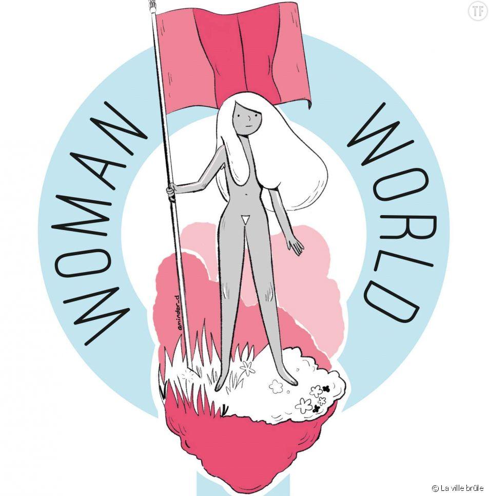 """""""Woman World"""", comme un doux parfum d'utopie matriarcale."""