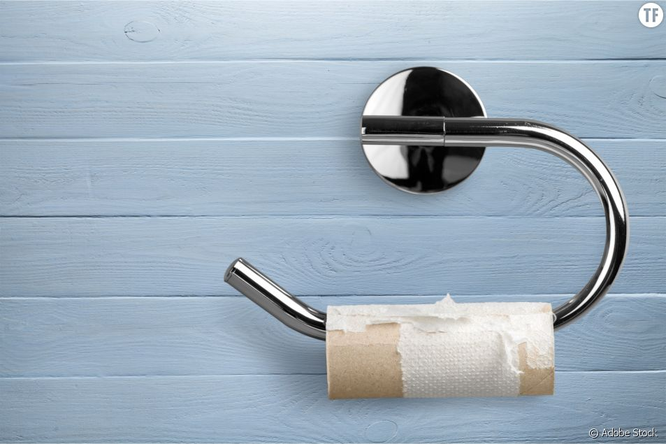 Et si les hommes devaient payer pour le PQ dans les toilettes publiques ?