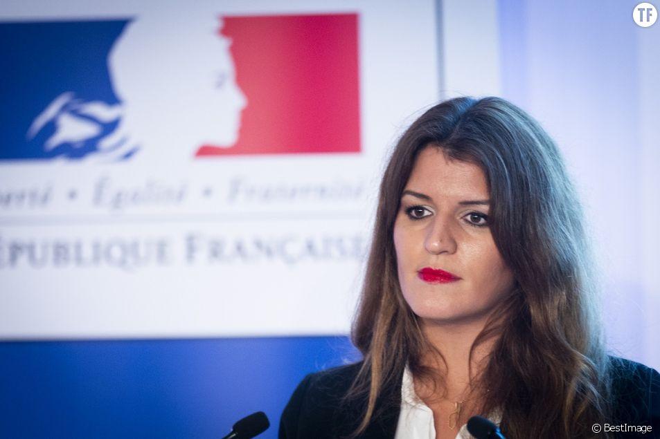 Charge maternelle : Marlène Schiappa alerte l'opinion.