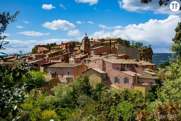 Roussillon, France.