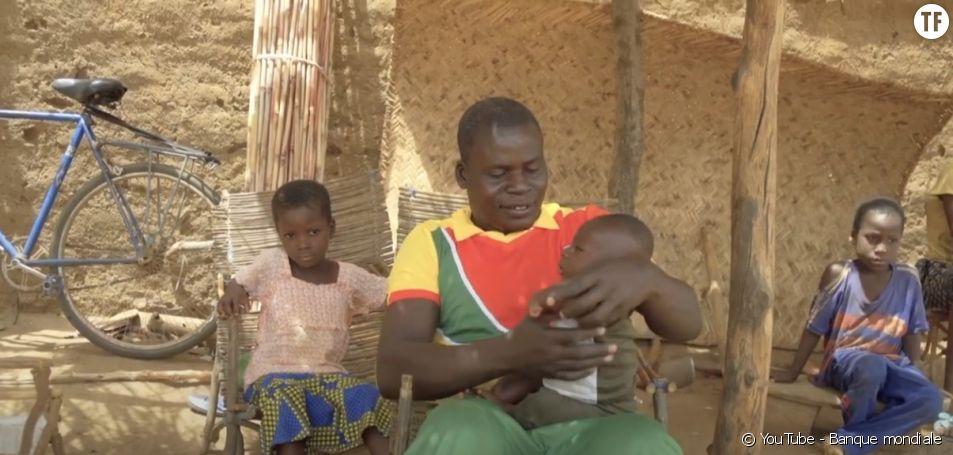 L'école des maris au Burkina Faso