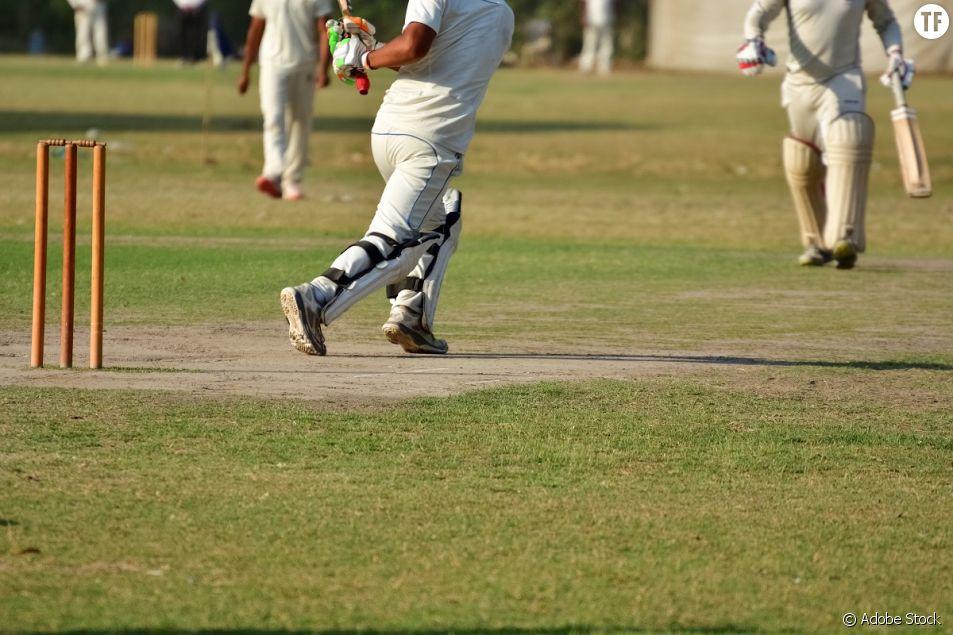Le cricket, sport national... et militant ?