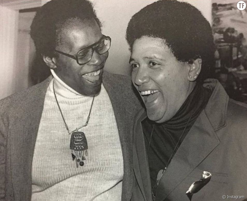 Pat Parker et Audre Lorde, deux icônes de l'afroféminisme.