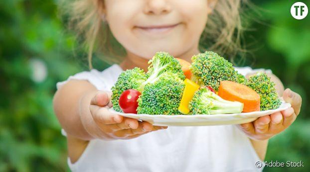 Mon enfant peut-il être végétarien ?