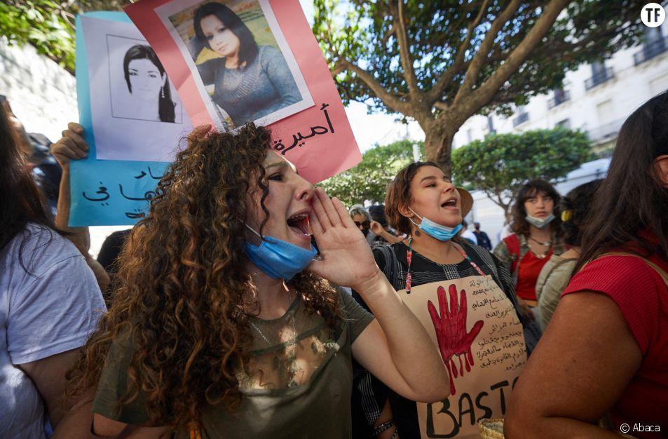 Chaïma, 19 ans, violée et brûlée vive : les Algériennes s'indignent contre les féminicides