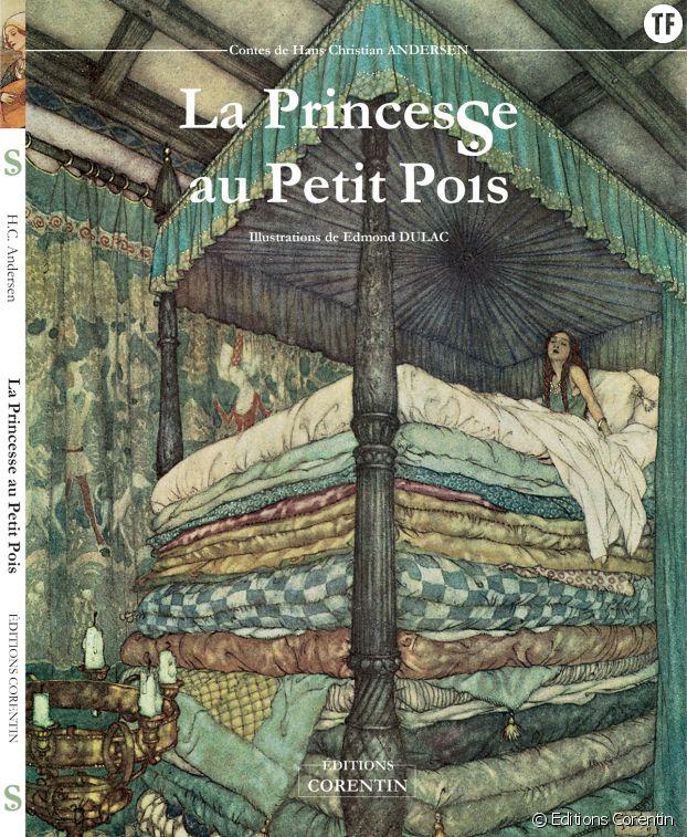 Les princesses d'Andersen.