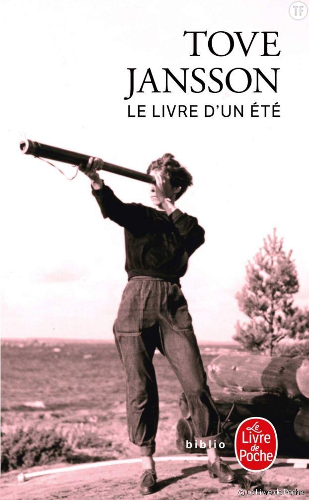 """""""Le livre d'un été"""" de la grande autrice lesbienne Tove Jansson."""