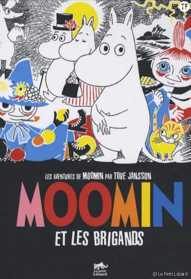 Les Moomins, trolls ultra kawai.