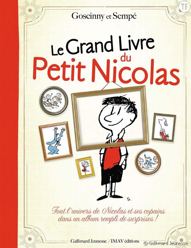 """""""Le grand livre du Petit Nicolas"""""""