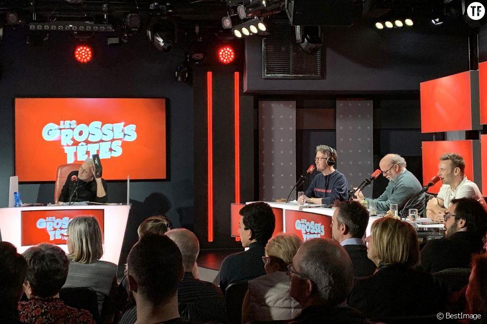 """""""Les Grosses Têtes"""", l'émission de RTL animée par Laurent Ruquier, est sexiste, homophobe, raciste..."""