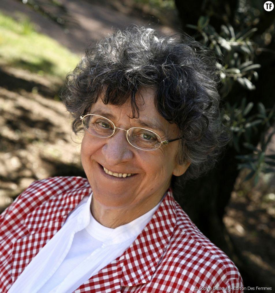 L'autrice et militante féministe Antoinette Fouque, figure historique du MLF.