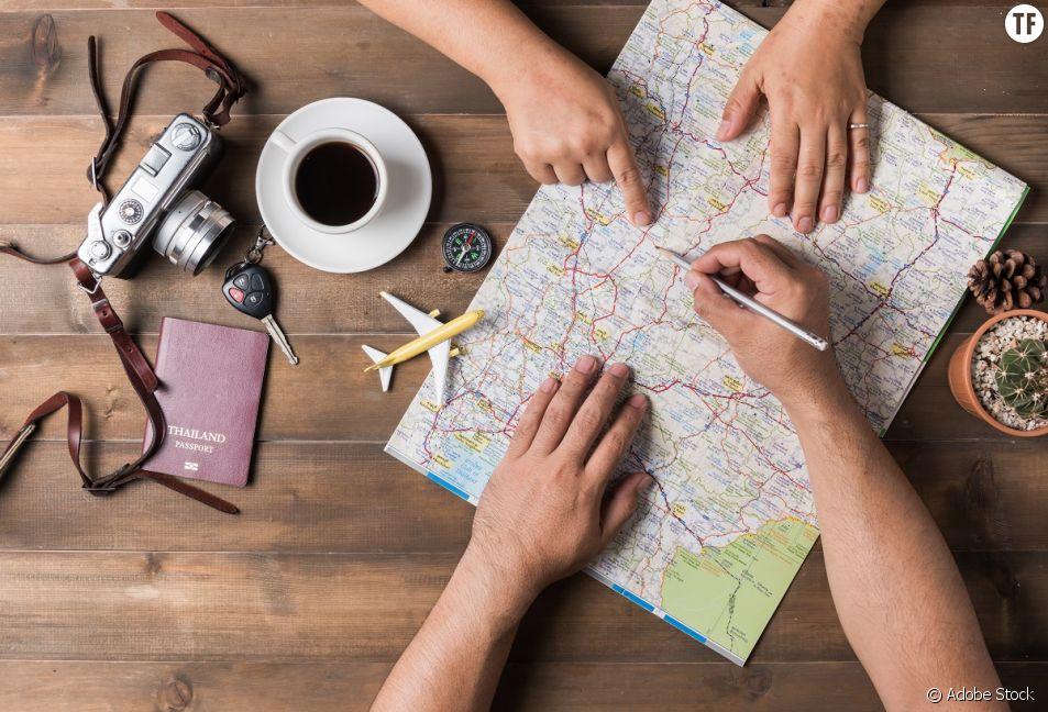 Ne pas planifier ses vacances, très mauvais pour la charge mentale.