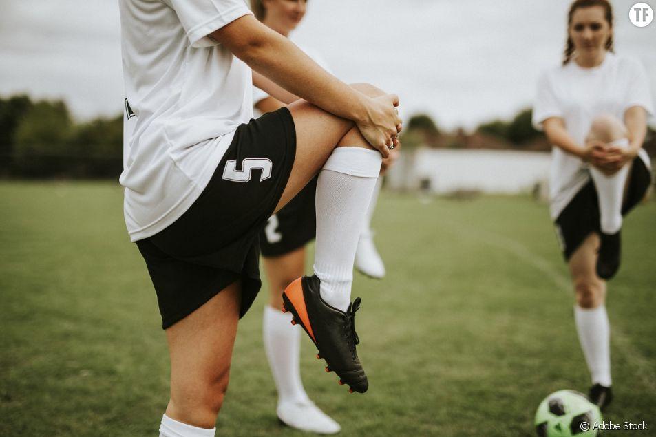 A Rennes, des joueuses dénoncent l'inégal traitement des sexes.