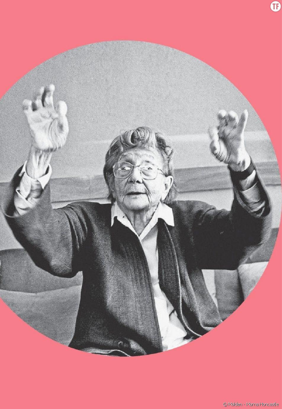 Margarete Schütte-Lihotzky, pionnière viennoise des cuisines modernes et femme de convictions.