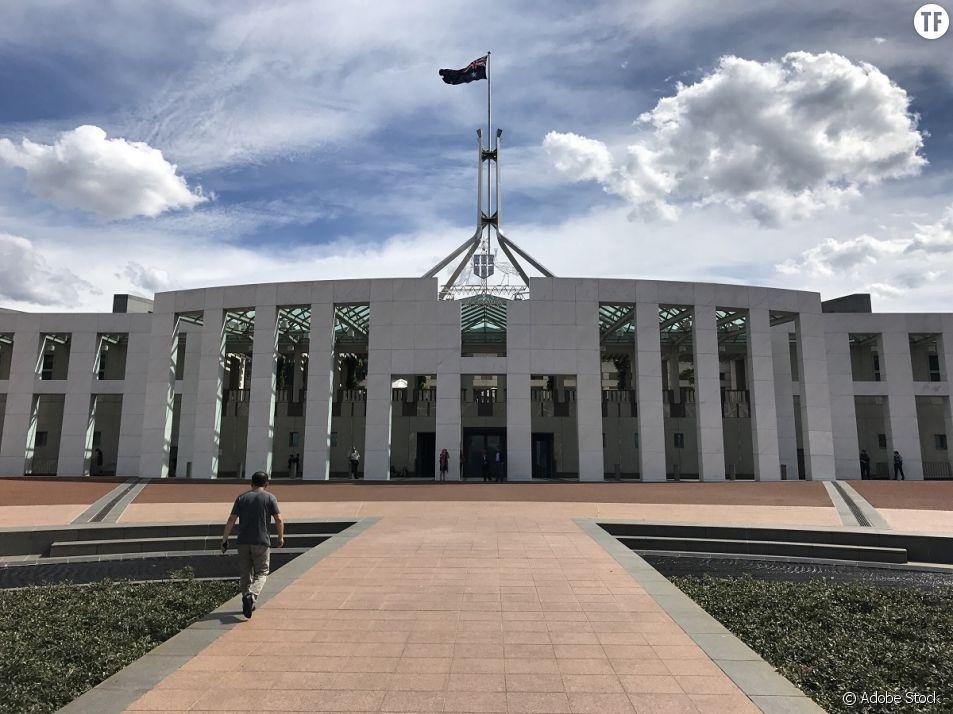 Une vague de scandales sexuels remue le Parlement australien.