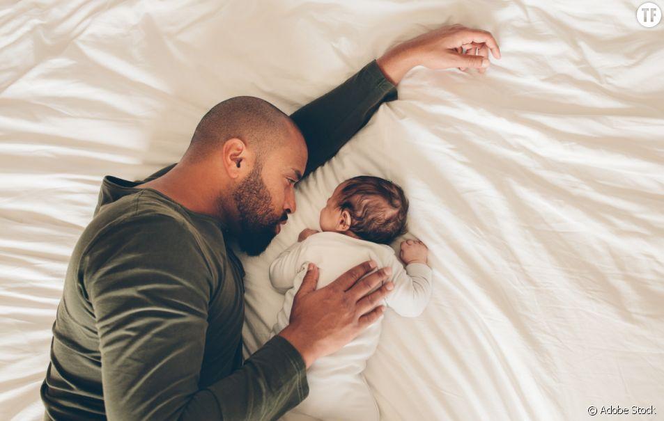 En France, les pères ont toujours autant de mal avec le congé parental.