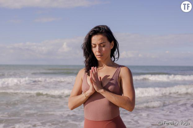 Charlotte Muller, fondatrice de Fertility Yoga